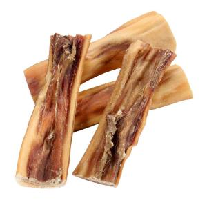 Rinderkopfhaut 15-20 cm fuer Welpen ideal zur Zahnpflege geeignet