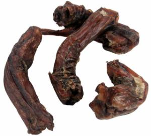 Kamel-Achillessehnen geschnitten