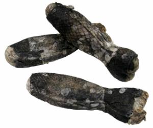 Kauknochen aus 100 Prozent Lachs fuer Hunde