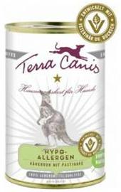 Terra Canis Kaenguru mit Pastinake Rohprotein 10,40 Prozent