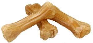 Kauknochen-Pansenfüllung (EU) Gr.1 - 10cm/35gr.