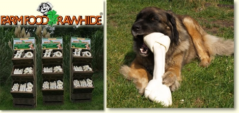 Wie oft Farm Food Rawhide Knochen fuettern