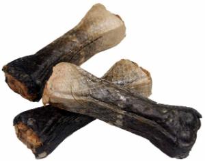 Kauknochen 100% Lachs