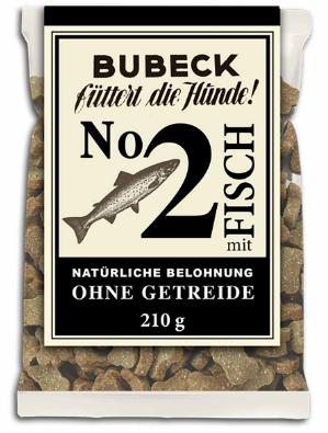 Bubeck No.2 Fisch 210 gr.
