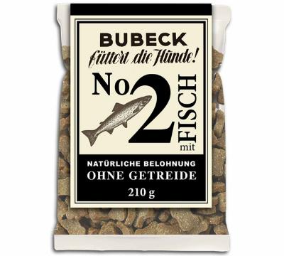 Bubeck No 2 Fisch 210 gr