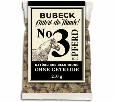Bubeck No 3 Pferd 210 gr