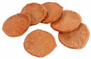 Burger aus 100% Hähnchenfleisch