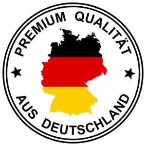 Symbolbild Premium Qualität aus Deutschland