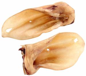 Rinderohren mit Muschel ( EU ) - Gr.L