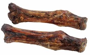 Pferdeknochen mit Fleisch ca.600-1200 gr