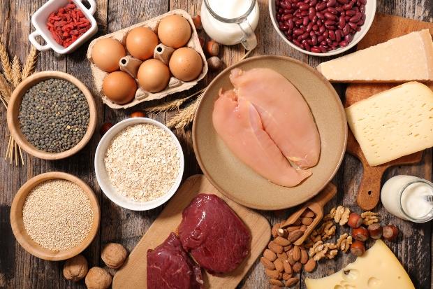 Proteinreiche Lebensmittel - rein pflanzliche Ernährung muss vor allem auch Protein beinhalten