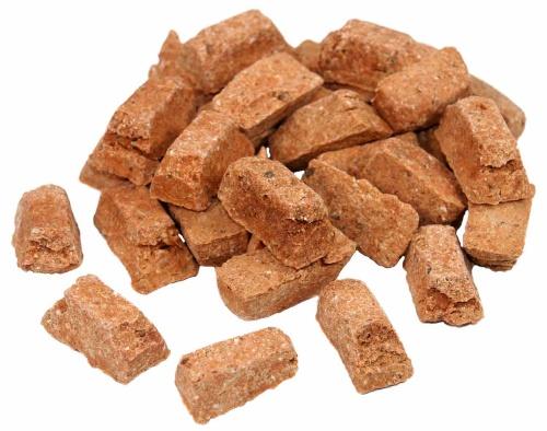 Straußen-Drops - Weizenfrei - Dinkel für Hunde