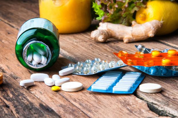 Probiotika in Pillenform - Hilfe bei Problemen mit der Darmflora beim Hund
