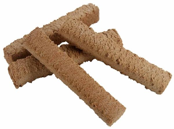 Straußen-Reis-Dinkel Kräcker - Weizenfrei - Dinkel für Hunde