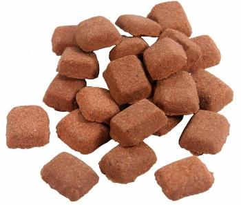 Glutenfreie Hundekekse mit Pferdefleisch