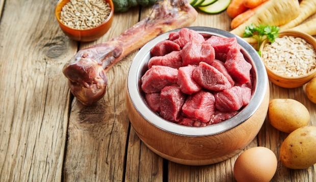 Fleischhäppchen für Hunde