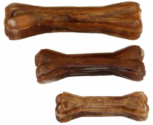 Kauknochen 100% Pferdehaut - ca.12cm