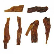 Pferde-Nackensehnen geschnitten
