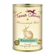 Terra Canis - Kaninchen mit Amaranth, Zucchini und Bärlauch 400 gr.