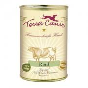 Terra Canis - Rind mit Gemüse, Apfel und Naturreis 400 gr.