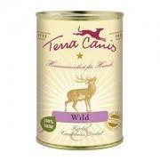 Terra Canis - Wild mit Kürbis, Preiselbeeren und Vollkornnudeln 400 gr.