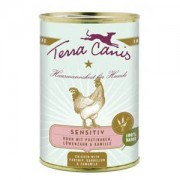 Terra Canis - Sensitiv Menü Huhn 400 gr.