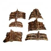 Rückenstücke vom Wildschwein geschnitten