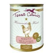 Terra Canis - Sensitiv Menü Huhn 800 gr.