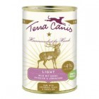 Terra Canis - Menü Light Wild 400 gr.