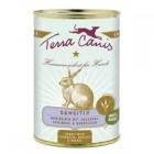 Terra Canis - Sensitiv Menü Kaninchen 400 gr.
