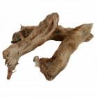 Wildhasenpfoten hinten mit Fell