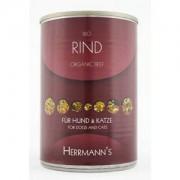 Herrmanns Bio-Rind Fleischdose 400 gr.