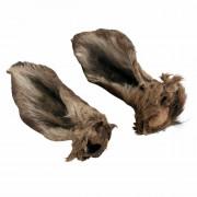 Hirschohren mit Fell