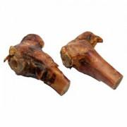 Halber Pferdeknochen mit Fleisch - Gr.XL