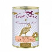 Terra Canis - Senior-Menü Pute 400 gr.