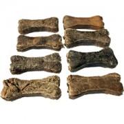 Kauknochen aus 100% Rinder-Pansen Gr.1 - ca.8 cm / 25 gr.