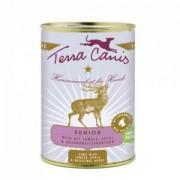 Terra Canis - Senior-Menü Wild 400 gr.