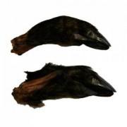 Wildschweinfüße mit Huf und Fell ca.100-150gr./Stk.