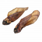 Büffelohren mit Muschel