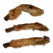 Wildhasenpfoten vorne mit Fell