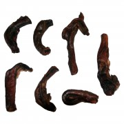 Kamel-Ziemer geschnitten