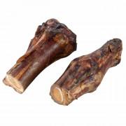 Halber Pferdeknochen mit Achillessehne