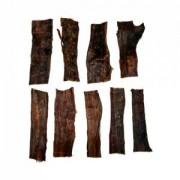 Pferde-Dörrfleisch Flach 12cm