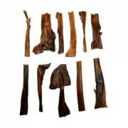 Pferdekopfhaut geschnitten