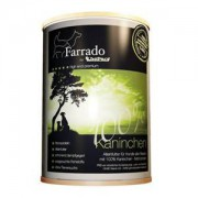 Farrado - 100% Kaninchen 400 gr.