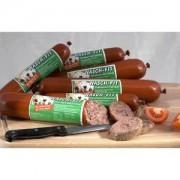 Nasch-Fit - Hundewurst Wild mit Reis und Gemüse - 1000 gr.