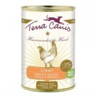 Terra Canis - Menü Light Huhn 400 gr.