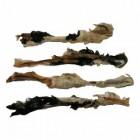 Lammkopfhaut mit Fell 30-35 cm